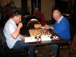 Piet van Eijndhoven (links) - Hans Fagel