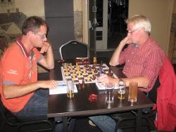 Stan Heijmans (links) - Hans Kranenbarg